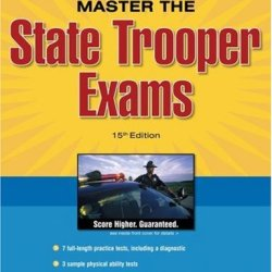 Master The State Trooper 15E (Arco Master The State Trooper Exam)