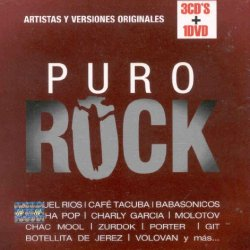 Puro Rock (3Cds+Dvd)