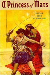 "Cover of ""A Princess of Mars"""