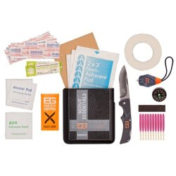 Scout Essentials Kit Plastic Case (Multi-Purpose Tools)