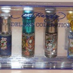 Ed Hardy Deluxe Collection Eau De Toilette Natural Spray