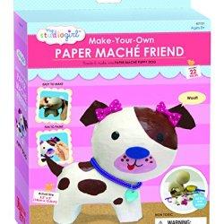 My Studio Girl Papier Mache Dog Kit