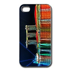 Funny Maxboost Marina Bay Sands Lights Apple Iphone 4S Case