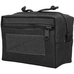 Maxpedition Gear 5 X 7 X 4 Horizontal Gp Pouch, Black