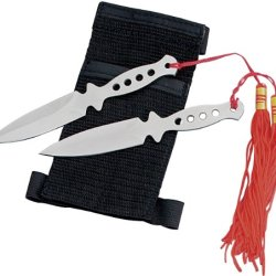 Bladesusa 90-15 Throwing Knife Set 5-Inch Overall