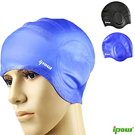 Waterproof :★★★★ Comfort:★★★★ Easy to wear:★★★★★ User scope :★★★★ For the crowd:★★★★★ 1.Made from fabrics with the latest technology, quality in soft, comfortable; 2.Swim cap fabric PU coating permeability is strong, and good waterpro...