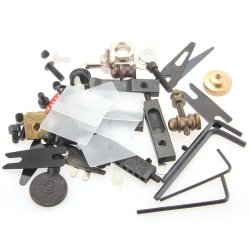 Diy Tattoo Parts And Accessories Screws Kit For Machine Gun Maintain Repair