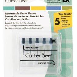 Ek Success Cutter Bee Retractable Knife Refill Blades