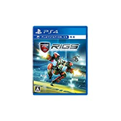 【PS4】RIGS Machine Combat League(VR専用)【早期封入特典】「PlayStation 4テーマ」封入