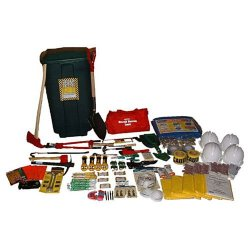 Deluxe Pro Team Search / Rescue Kit - The Entire Kit Is Packaged In A 45 Gallon Container On Wheels