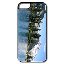 Hottest Slim Case Elfin Lake Iphone 5 Case