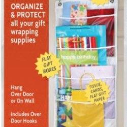 Jokari Storage Mates Over The Door Gift Bag Organizer
