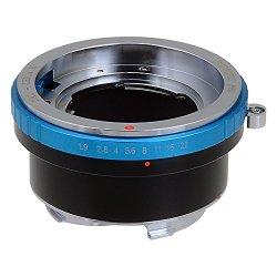 Fotodiox Pro Lens Mount Adapter With Aperture Control Ring - Deckel-Bayonett (Deckel Bayonet Dkl) Mount Lenses To To Leica M Camera Body Adapter - Fits Leica M3, M2, M1, M4, M5, Cl, M6, Mp, M7, M8, M9, Hexar Rf, Epson R-D1, 35Mm Bessa, Cosina Voigtländer,