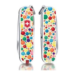 Victorinox Swiss Army Classic Sd Limited Edition 2015 Pocket Multi-Tool Knife, Color Up Your Life