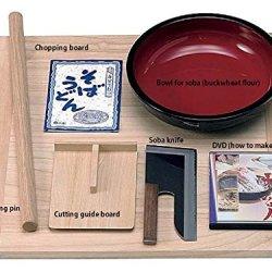 Soba, Noodle Self Cook Set (Buckwheat Noodle Cook Set) From Japan