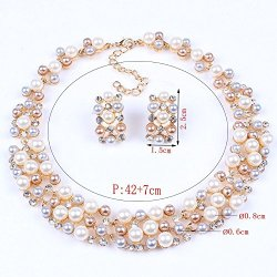 Chariot Trading - Network Explosion Models Hot Models In Europe And America Necklace Set B16 H070