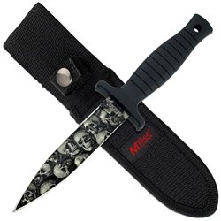 Mtech Usa Mt-097Sc Boot Knife, 9 1/8-Inch Overall