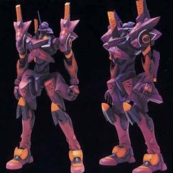 "Bandai Hobby Model Hg Eva-01 Type F New Evangelion ""Neon Genesis Evangelion"" Action Figure (Limited Edition)"