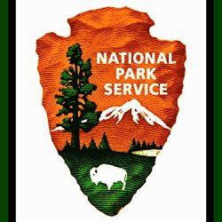 National Park Service Vintage Image 8X12 Metal Sign Bear U.S. Forest Service Volcano Yellowstone Smokey Mountain Yosemite Glacier Grand Canyon Rocky Mountain