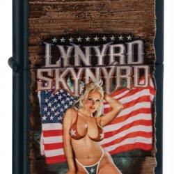 Zippo Lynyrd Skynyrd Black Matte Lighter