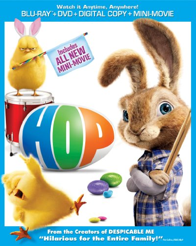 Hop Blu-ray Combo Pack (Blu-ray+DVD+Digital Copy)