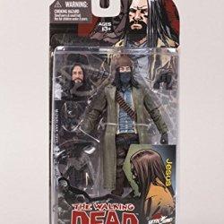 Mcfarlane Toys The Walking Dead Comic Book Jesus Action Figure [Color]