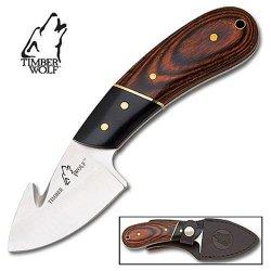 Timber Wolf Gut Hook Knife
