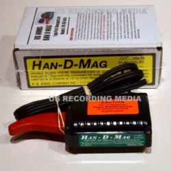 Rb Annis 115-S (Short) Han-D-Mag 2 1/4 Inch 115 V Demagnetizer-By Annis