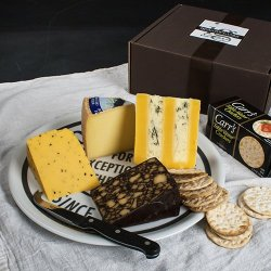 Pub Cheese Assortment In Gift Box (32.2 Ounce) By Igourmet