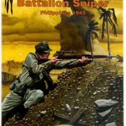 U.S. 6Th Ranger Battalion Sniper-Philippines 1945