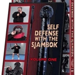 Cold Steel Self Defense With The Sjambok Dvd