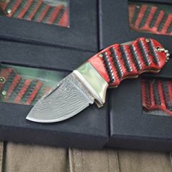 Outdoor Stainless Steel Fixed Blade Knife-3.74''