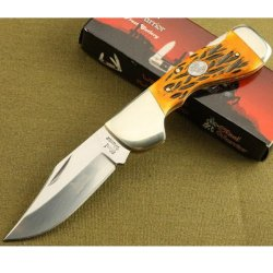 Fold Knives New Steel Warrior Pocket Knife With Many Colors