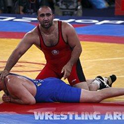 Greco Roman Wrestling Self Defense Vol. 7 Vhs Starring Reza Nasri