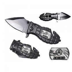 "New 6"" Tactical Folding Spring Assisted Knife 440 Stainless"