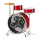 Deco Breeze Drum Kit Figurine Fan