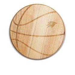 Nba Oklahoma City Thunder Free Throw 12 1/2-Inch Cutting Board