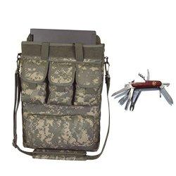 Fox Outdoor Field Tech Case Army Digital - With Free Swiss Style Pocket Knife