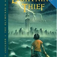 Book Review of The Lightning Thief (Book 1 of Percy Jackson and the Olympians) by Rick Riordan