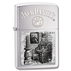 Zippo Jack Daniel'S® Scene 4 Of 7 Limited Edition Only 4,777 Worldwide