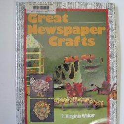 Great Newspaper Crafts