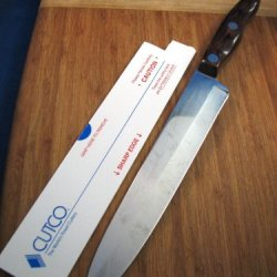 "Cutco French Chef Knife 9-1/4"" High Carbon Stainless Blade, With ""Cutco Forever Guarantee"" Model 25"