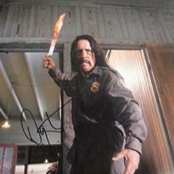 Danny Trejo Hand Signed Autographed 11X14 Photo Sexy Machete Ga 758205