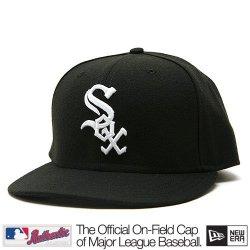 Chicago White Sox Mlb Authentic Baseball Cap 7-3/8 Osfa - Like New