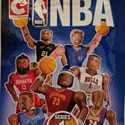 C3 Construction Nba Series 1 Mini-Figures - Dallas Mavericks - Dirk Nowitzki