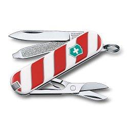Victorinox Classic Sd Swiss Army Knife, Lollipop, 58 Mm, Multi