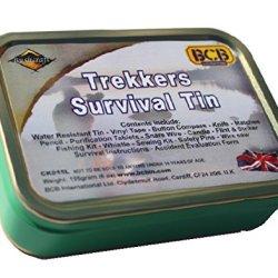 Bcb International Ck015 Combal Survival Tin
