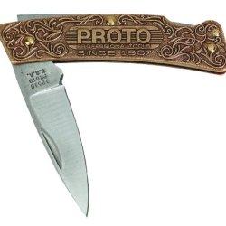 Stanley Proto J18510 Proto Commemorative Lock Back Knife
