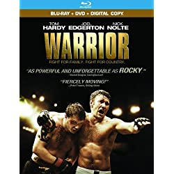 Tom Hardy (Actor), Nick Nolte (Actor), Gavin O'Connor (Director) | Format: Blu-ray  (428)  Buy new: $19.99  $9.99  79 used & new from $6.00