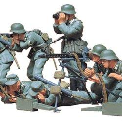 Tamiya German Machine Gun Troops